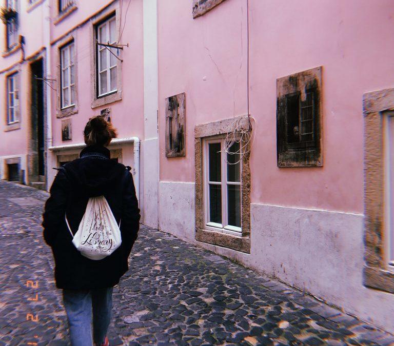 El placer de pasear contigo
